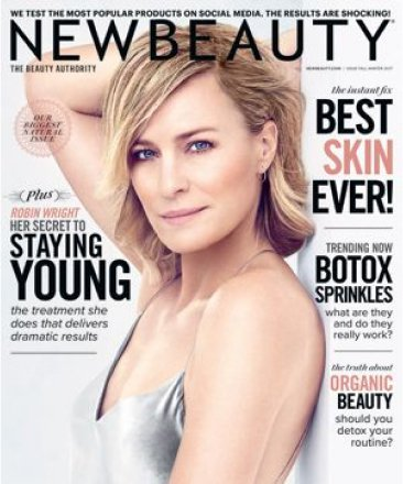 New Beauty Magazine